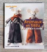 NEUF - Livre Animaux en tissu, 50 modèles à coudre