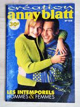 Magazine Tricot Anny Blatt 158 - Les intemporels