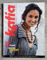 Magazine tricot Katia n°54 - Printemps-été