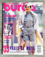 Magazine Burda de septembre 1993