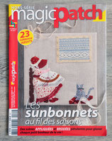 Magazine Magic patch HS - Les sunbonnets au fil des saisons