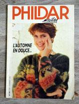 Magazine Phildar mailles 193 - L'automne en douce