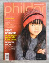 Magazine Phildar n°028 - Pitchoun Automne-hiver
