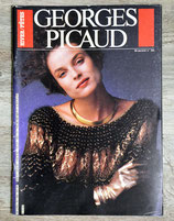 Magazine tricot Georges Picaud n°104 - Hiver / Fêtes