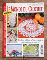 Magazine Le monde du crochet 1