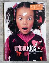Magazine Tricot Kids Bergère de France n°135