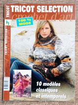 Magazine Tricot sélection - Crochet d'art 374