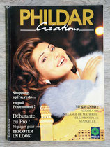 Magazine Phildar Créations n°241 - Hiver 1993-1994