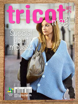 Magazine Tricot Mag' HS 3 - Spécial point mousse