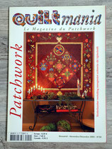 Magazine Quiltmania n°50