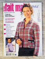 Magazine fait main pas à pas n°345 de octobre 2010