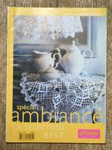Magazine Phildar Crochet 790 - Spécial ambiance
