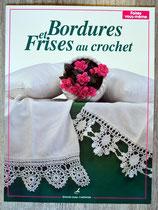 Livre Bordures et frises au crochet