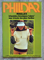 Magazine Phildar Mailles n°42 - Tricots faciles (Vintage)