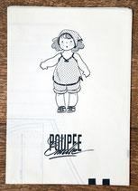 Patron de couture Modes & Travaux - Ensemble été poupée Emilie