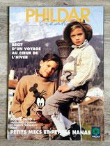 Magazine Phildar Créations n°240 - Hiver enfants