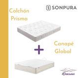 Sonpura PRISMA con Canapé GLOBAL