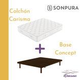 Sonpura CARISMA con Base CONCEPT