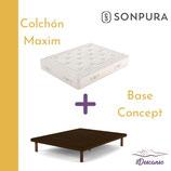 Sonpura MAXIM con Base CONCEPT