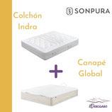 Sonpura INDRA con Canapé GLOBAL
