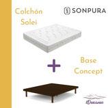 Sonpura SOLEI con Base CONCEPT