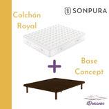 Sonpura ROYAL con Base CONCEPT