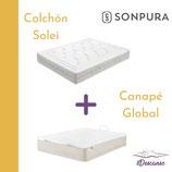 Sonpura SOLEI con Canapé GLOBAL