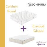 Sonpura ROYAL con Canapé GLOBAL