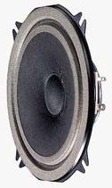 Breitband Türlautsprecher als Universal- Lautsprecher für verschiedene Fahrzeuge, besonders flache Bauform. Einbautiefe 28 mm. Art.Nr.: 20006