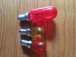 Leuchtmittel für den kleinen Lampenschirm