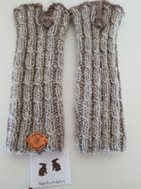 Strickpaket Alpakastulpen