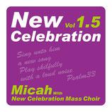 New Celebration vol.1.5 ニューセレブレイション 1.5