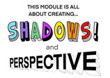 Shadows and Perspective