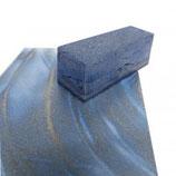 XXL Block: Metalic Blauw  908