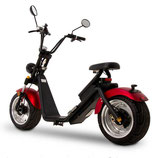 City Scooter RED 25km/h