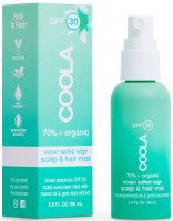 COOLA - Organic Scalp & Hair Mist SPF 30, 60ml