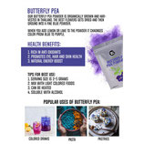 Butterfly Pea Pulver 50g