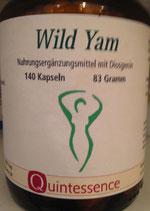 Wild Yam 140 Kapseln, 83g