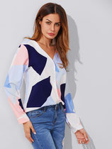 Color all the Way Blouse