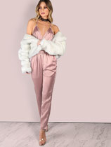 Oldy-Pinky Glam Jumpsuit