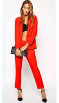Red Classy Suite