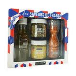 Coffret Les saveurs de France