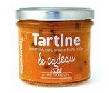 Tartine Rue Traversette Le cadeau au Butternut, kaki et arôme de truffe noire