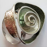 HANDGESCHILDERDE Ring - LAT100