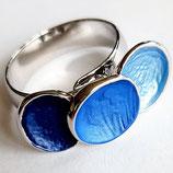 HANDGESCHILDERDE Ring - LAT116