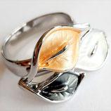 HANDGESCHILDERDE Ring - LAT142