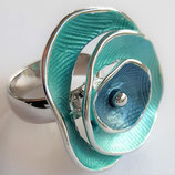 HANDGESCHILDERDE Ring - LAT087