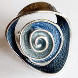 HANDGESCHILDERDE Ring - LAT121