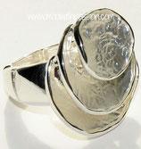 HANDGESCHILDERDE Ring - LAT003
