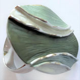 HANDGESCHILDERDE Ring - LAT102